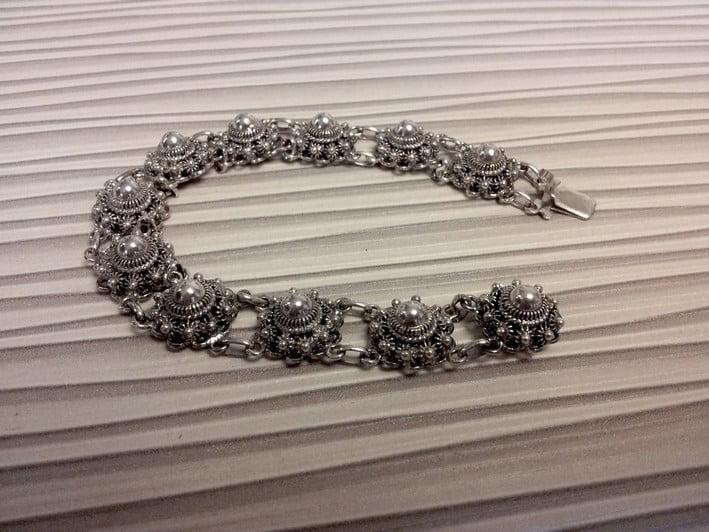 armband met zeeuwse knoop