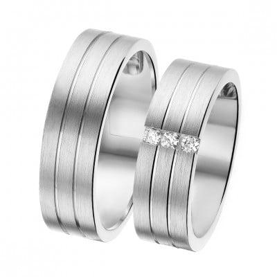 trouwringen zilver