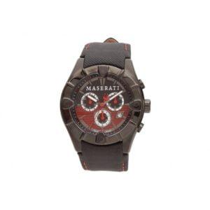 maserati watch meccanica