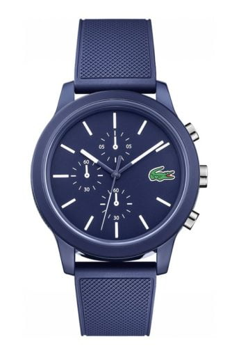 lacoste heren horloge 12.12 blauw lc2010970 amfora sluis