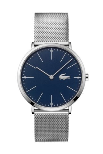 lacoste heren horloge moon ultra slim lc2010900 amfora sluis