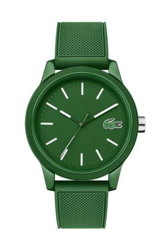 lacoste horloge herengroen12.12 lc2010985