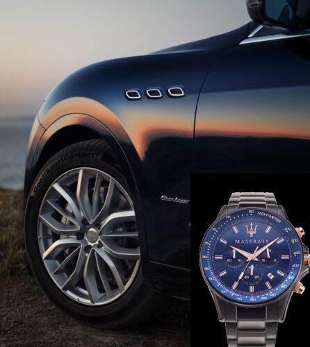 nieuwe collectie maserati horloges